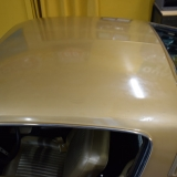 1968 Mustang S-Code Fastback GT roof