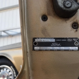 1968 Mustang S-Code Fastback GT door trim tag