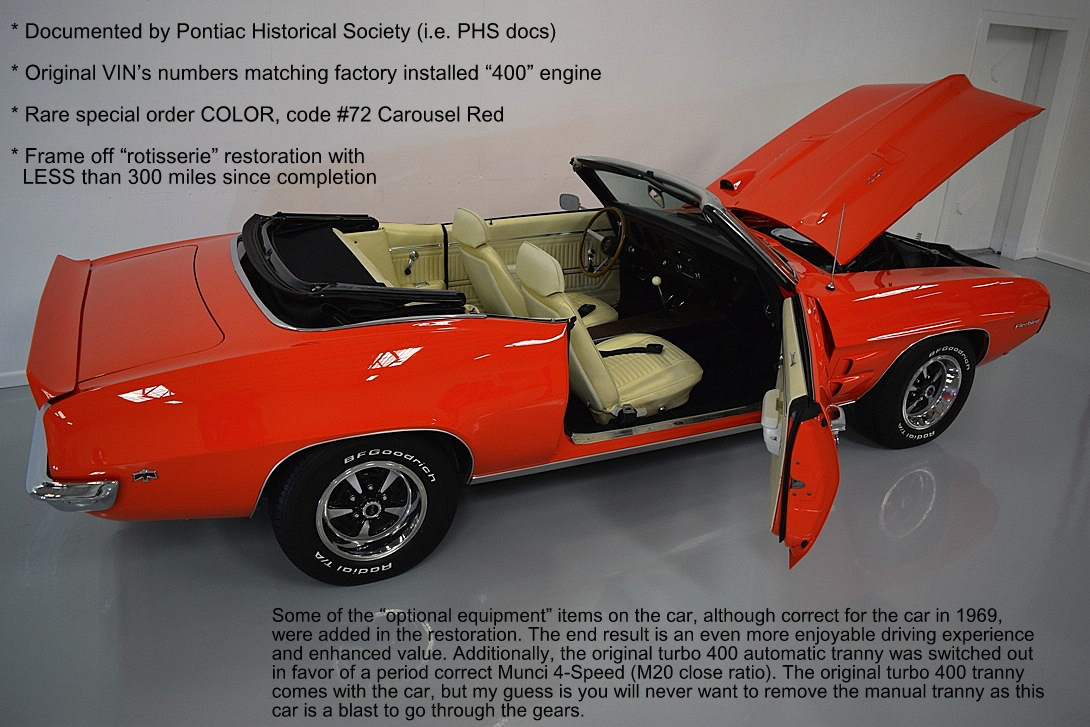 Pontiac 400 Engine Codes