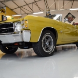 1971 Chevelle Super Sport 454 Convertible Placer Gold SS-14