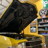 1971 Chevelle Super Sport 454 Convertible Placer Gold SS-30