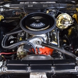 1971 Chevelle Super Sport 454 Convertible Placer Gold SS-31
