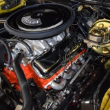 1971 Chevelle SS 454 HO engine