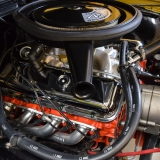 1971 Chevelle Super Sport 454 Convertible Placer Gold SS-34