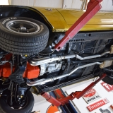 1971 Chevelle Super Sport 454 Convertible Placer Gold SS-7