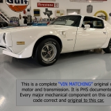 1971 Trans Am HO 455 4-speed Air Conditioning For Sale-16
