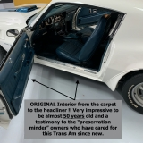1971 Trans Am HO 455 4-speed Air Conditioning For Sale-18