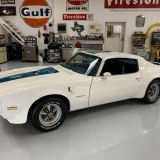 1971 Trans Am HO 455 4-speed Air Conditioning For Sale-36