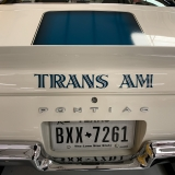 1971 Trans Am HO 455 4-speed Air Conditioning For Sale-8