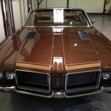 1972 442 Convertible 455 for sale