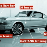 How to identify a real GT Mustang