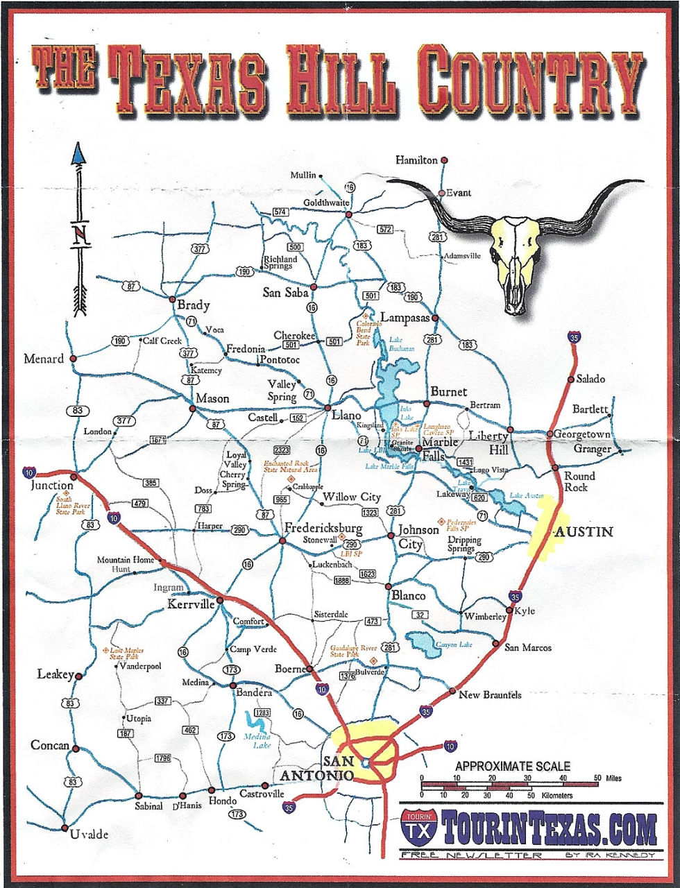 Texas Hill Country Car Shows